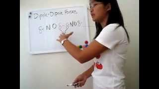 Chemistry: Dipole-Dipole Intermolecular Forces