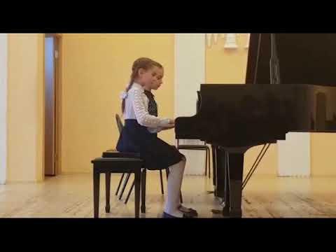 Латохо Светлана и Гостева Варвара на II Всероссийском конкурсе фортепианных ансамблей