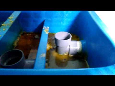 0821 115 50 500, Cara kerja Grease Trap, Penjebak Lemak Sink Dapur