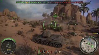 World of Tanks STRATEGIA T-35-85 COMMENT