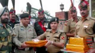 Gill Hardeep Karin kite mel Delhi te Lahore da