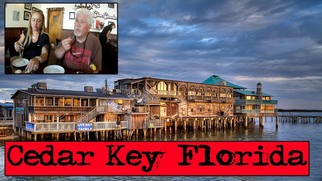 Cedar key florida of america s amazing small towns doovi