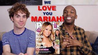 Baixar Mariah Carey's People Magazine Cover (We Love You, Mariah!)