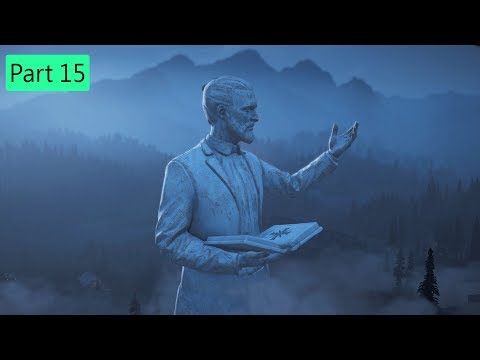 LET'S PLAY Far Cry 5 (極地戰嚎5) - Part 15, Destroying Father Statue / Rescuing Dr. Charles Lindsay