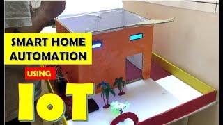 Smart Home Iot Project Report - Psnworld