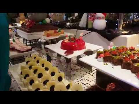 Aquamarine Marina Mandarin Dinner Buffet