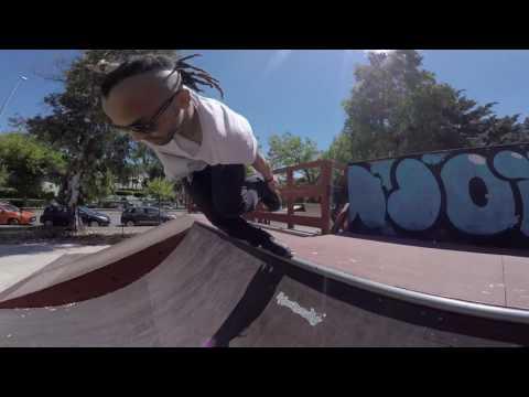 Jeremy Suarez @Bunker Skatepark in Rome for @Rollerblade