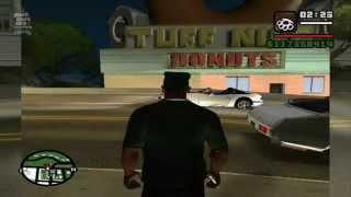 GTA San Andreas - Mision Secundaria: Las 50 Fotografías - MQ