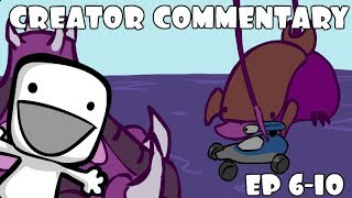 Creator Commentary #2 (S1 E6-10) StarCrafts