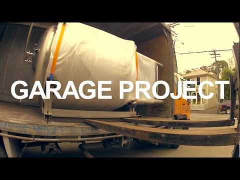 GARAGE PROJECT - ARO VALLEY BREWERY INSTALL
