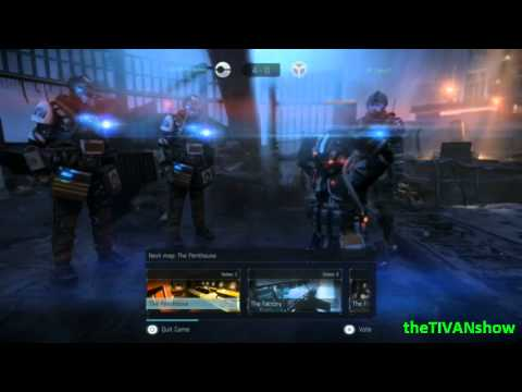 theTIVANshow live stream of killzone shadow fall