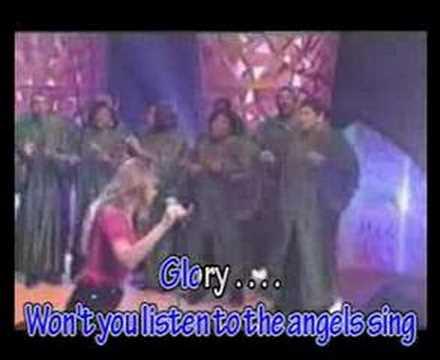Jesus Oh what a wonderful child - Mariah Carey (Karaoke)