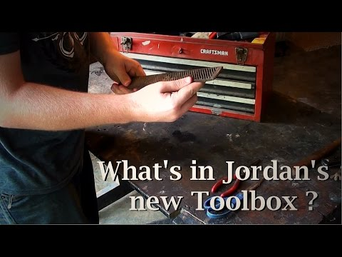 What's in Jordan's New Toolbox