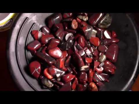 Rock Tumbling Bifs Burnishing Amp Results Youtube