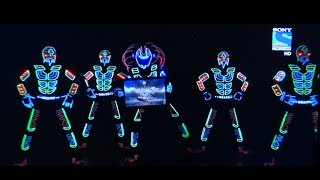 Best Tron Dance | Led Dance | Skeleton Dance Crew 2014