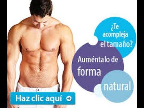 Los ejercicios para el aumento de la longitud y el espesor del miembro