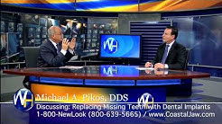 Replacing Missing Teeth with Dental Implants with Tampa, FL Oral Surgeon Michael Pikos, DDS