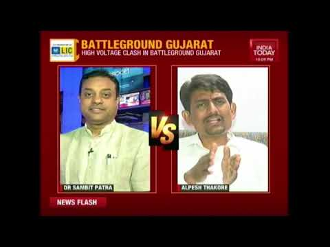 Gujarat Battle : OBC Leader, Alpesh Thakore Who Joined Congress Speaks Exclusive To India Today