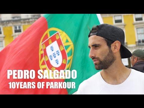 Pedro Salgado 2016 - 10 years of Parkour & Freerunning