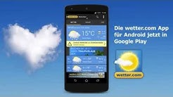 wetter.com Apps - Android 2.0