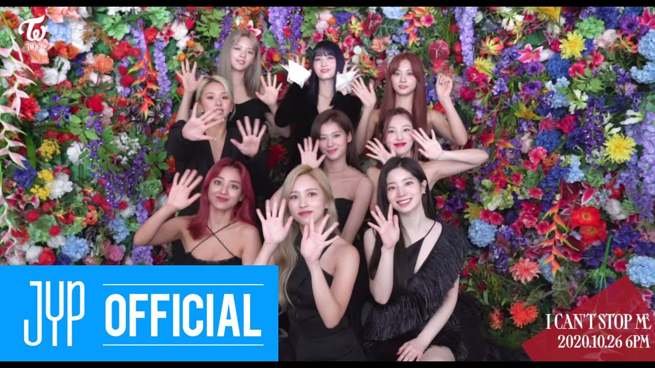 "TWICE ""Eyes wide open"" D-Day Greetings"