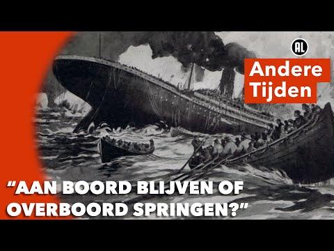 Download Drie Nederlanders aan boord van de Titanic   ANDERE TIJDEN
