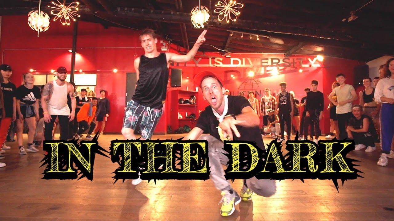 YG - IN THE DARK (MUST SEE) DANCE CLASS | Choreography by Josh Killacky & David Moore