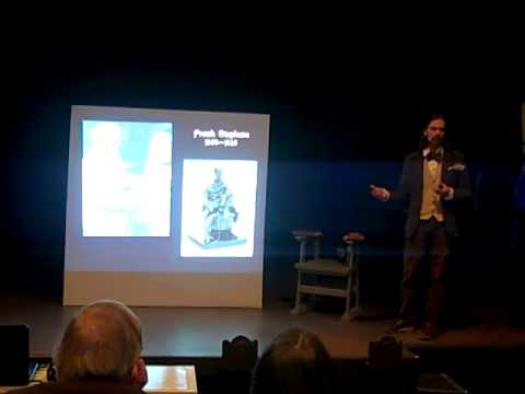 Romancing the Rose - Lecture with Ryan Berley