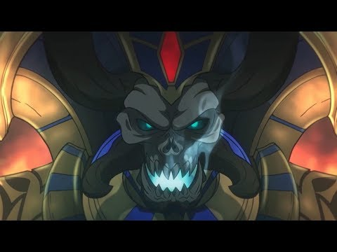 Heroes Of The Storm Call Of Kelthuzad Trailer - Gamescom 2017