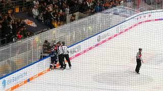 EHC Red Bull München vs Berlin 17.3.19 die letzten 2 Spielminuten Sieg mit meinen Kommentar  infobox