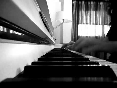 Your heart is as black as night Melody Gardot Piano cover