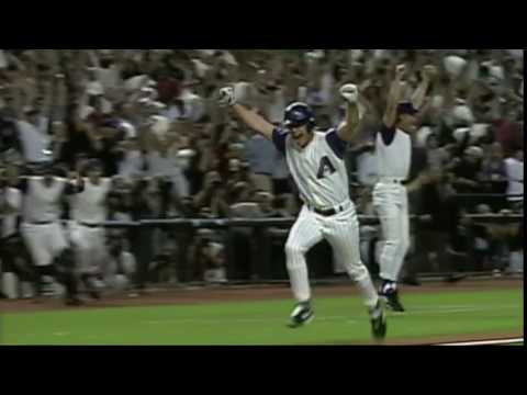 2001 World Series: Luis Gonzalez' walk-off single (Arizona Radio Call)