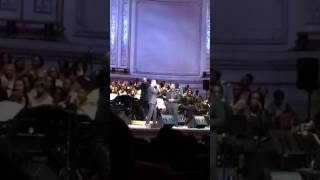 Tenor Lawrence Brownlee & Cantor Azi Schwartz at Carnegie Hall