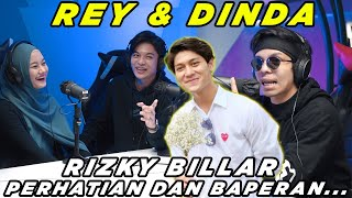 Download lagu REY dan DINDA
