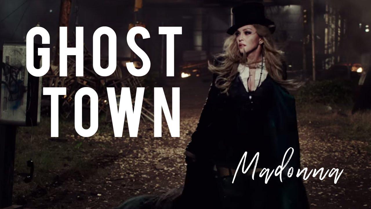 ghost town madonna lyrics