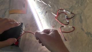 Посылка №187. Переключатель светодиодной LED ленты 12 В 6A(Посылка №187. Переключатель светодиодной LED ленты 12 В 6A DIY 72 Вт контроллер димер 12 В 6A 3 ключа 5 режимов SMD из..., 2015-06-18T12:00:01.000Z)