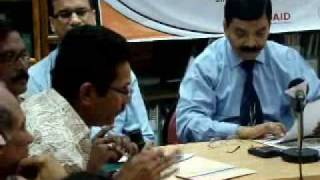 CARE BD meets with Ministry of Agriculture, Bangladesh Betar and BTV