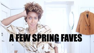 CURRENT SPRING FAVES | SHOES,  SUNGLASSES + MORE