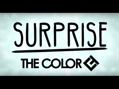 The Color - SURPRISE (OFFICIAL LYRIC VIDEO)