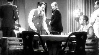 Smart Money (1931) - Edward G. Robinson - Poker