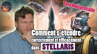 Stellaris : comment s'étendre efficacement et correctement : EXPANSIONNISME.