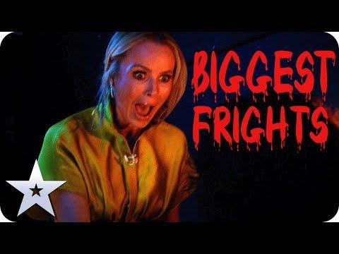 BGT's Biggest Frights!   BGT 2019