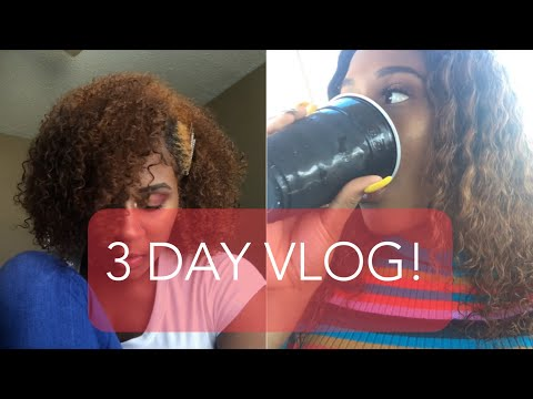 ROAD TRIP | NEW PIERCING? | 3 DAY VLOG | SIMPLY SAM