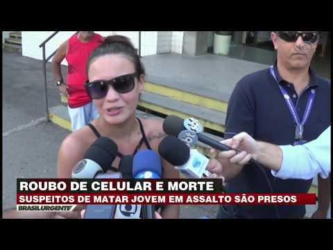 Suspeito De Matar Estudante Em Assalto é Preso No RJ