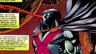 Superhero Origins: The Martian Manhunter