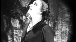 """Henny Porten,1921. Jacqueline du Pré """"Elegy in C minor Op.24"""" (Gabriel Fauré),1969."""