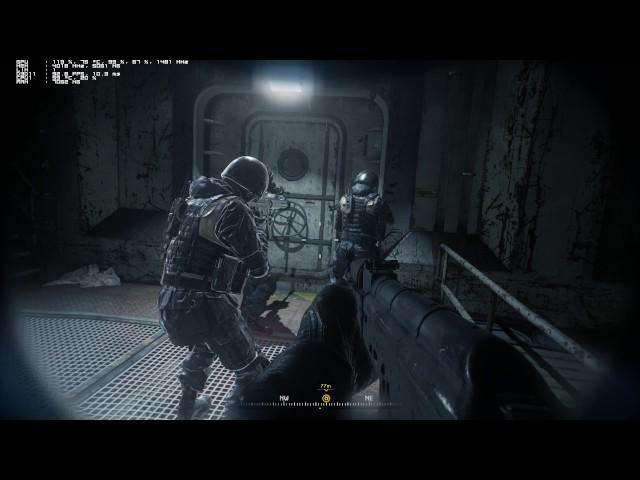 Call of Duty: Modern Warfare Remastered 4K PC - Gameplay GTX 980Ti