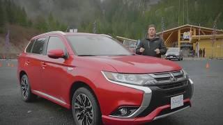 Mitsubishi Outlander PHEV 2018 | Essai et évaluation | Virage Auto