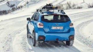 Subaru XV 2016 обзор.  Тест-драйв.  Test Drive