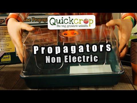 Propagator - Non Electric